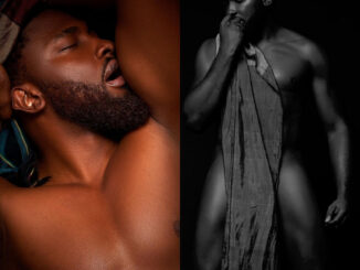 Uti Nwachukwu ,naked ,mark ,birthday