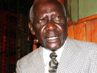 Mixed Reactions As Football Icon George Shaya Offered Free Burial Space
