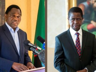 Zambia's President Edgar Lungu Claims Elections Not Free & Fair As Defeat Looms