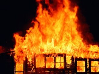 Tragedy AsSix-year-old Girl Gets Burnt To Death After Playing With Matches In Deserted Hut