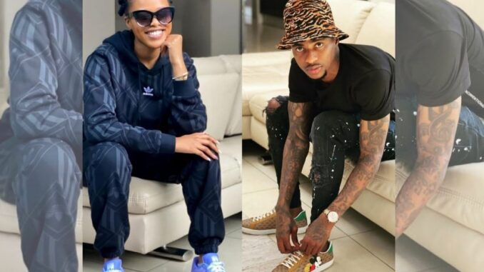 Natasha Thahane And Thembinkosi Lorch Breakup ? | It Ends In Tears
