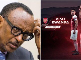 Rwanda President Fumes After Arsenal Loses Opening Match