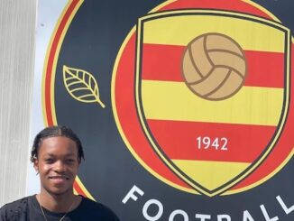 Pokello's Son, Nathan Signs For French Football Club