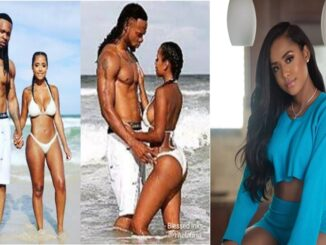 Meet Alisha Berry, The Beautiful Model Flavour Used As A Video Vixen In His Obianuju Music Video