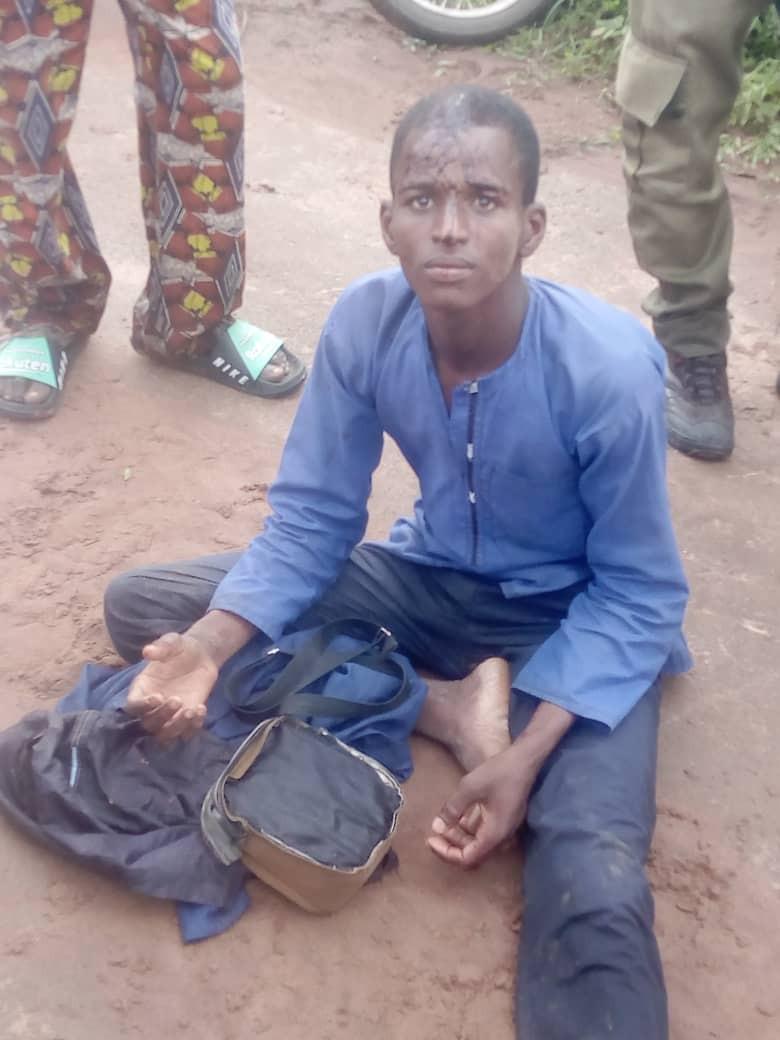 Ogun kidnapper arrested