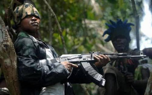"""Gunmen, suspected to be bandits, have raided Kwankwashe, a Suleja community located along the Suleja-Madalla road, Niger State, abducting residents, including children. A witness said the victims on Wednesday morning from three houses and a hotel within Unguwar Fulani area of the metropolitan town. Gunmen Google According to Daily Trust, a resident, Faith Lucky, whose two children a 17-year-old girl, and a 15-year-old boy, were taken, said she became aware of their presence when they started hitting her compound's gate. She said it took them about 20 minutes to pull down the gate. """"I woke up my children immediately and made an attempt to glance toward them through my window. But within a few minutes they rushed towards there and broke part of the window's burglary. """"They flashed light, and pointed a gun towards me, directing that I should open the room's door."""" The woman added that in the process, they forced them to surrender their phones along with the available money in their possession, before leaving with the two children. Another woman said the gunmen arrived in her compound around 1am, and that she, along with her husband, were able to escape. She said the attackers were able to reach the section where her visiting mother and brother in-laws were. """"So my brother-in-law remained with mama who could not move away. That was how they abducted him and also took our other belongings like phones, laptops, as well as clothes and shoes,"""" the woman said. A resident, who simply gave his name as Ruben, said the attackers who also abducted two hotel staff in the area, adding that they operated for more than an hour before fleeing on hearing the police siren. Efforts to speak to the Suleja Police Area Commander, ACP Sani Badarwa, was not successful as at the time of filing this report, as his orderly who responded to our reporter's call made to his contact, said that his boss was attending a meeting."""