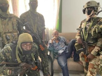 Guinea President Alpha Conde Arrested Following Military Coup