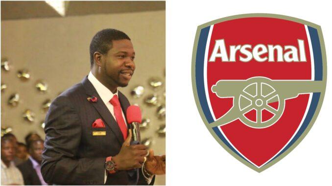 Arsenal Now Needs Prayers Says Popular Zimbabwe Prophet Walter Magaya