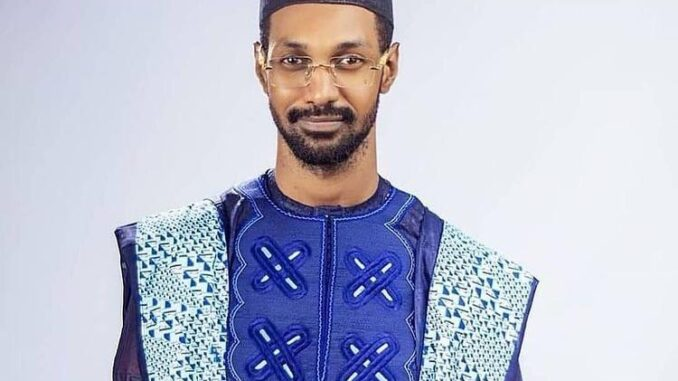 BBNaija: Yousef bags endorsement deal with Germany clothing line