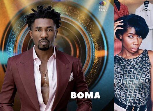 BBNaija Boma's ex-wife