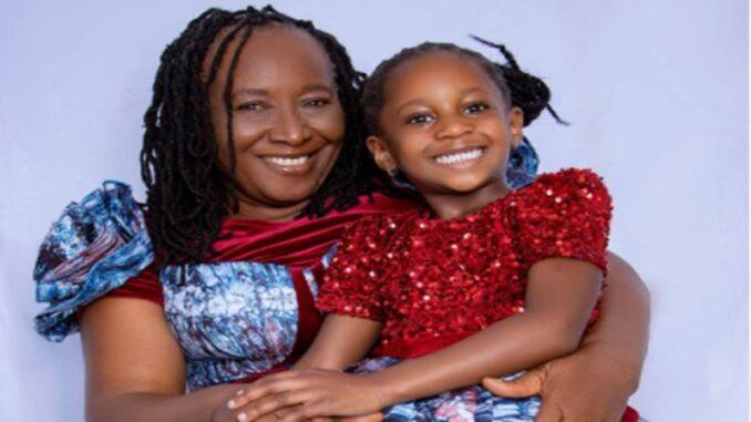 Patience Ozokwo, granddaughter celebrate birthdays