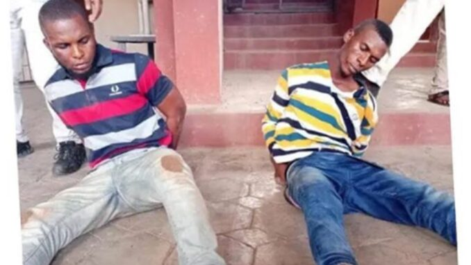 Notorious, siblings ,kill, students ,livelihood ,arrested ,Ondo State
