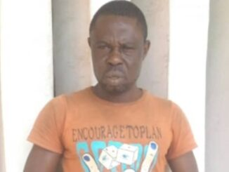 45-year-old man arrested for allegedly impregnating his biological daughter in Ogun (photo)