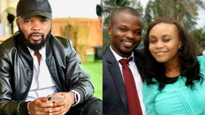 Wife accuses Wazobia Fm's OAP Nedu of domestic violence