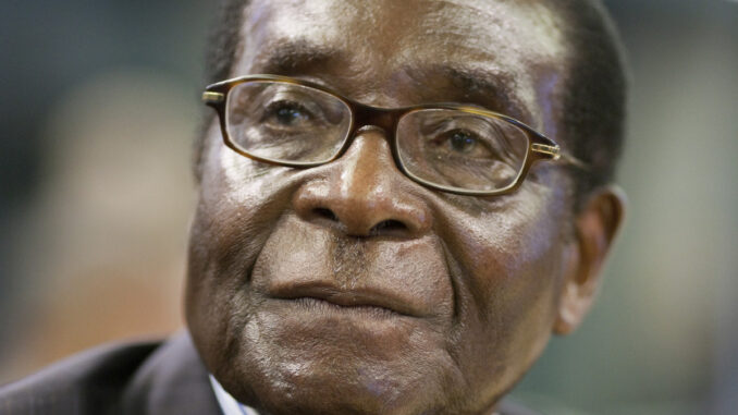 Covid-19 Claims Chief Who Called For Mugabe's Reburial