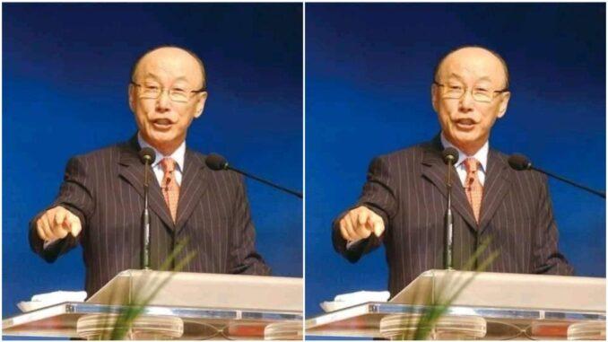'God's General', Pastor Yonggi Cho of South Korea is dead
