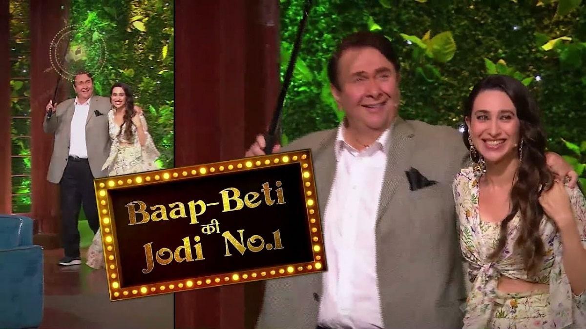 The Kapil Sharma Show (TKSS) Today's Episode 2nd October 2021: Karishma  Kapoor & Randhir Kapoor Special - Sleek Gist